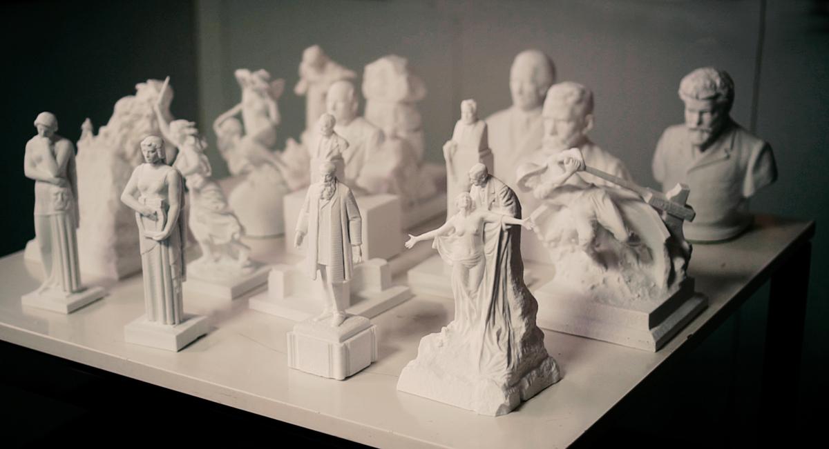 Lisboa estátuas
